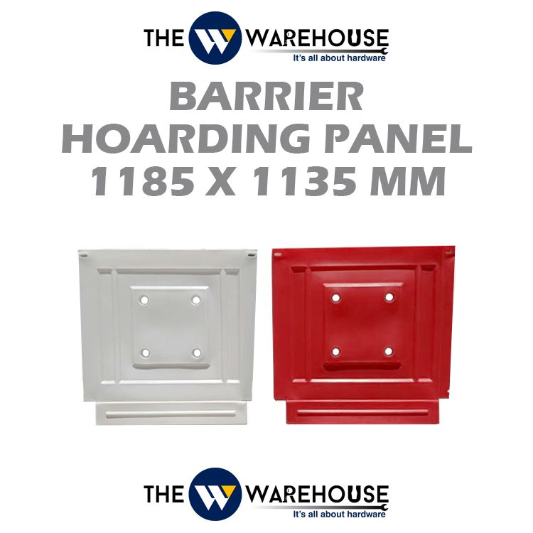 Safety Road Barrier Hoarding Panel