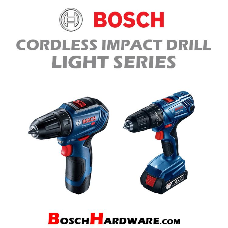Cordless Impact Drills - Light Series