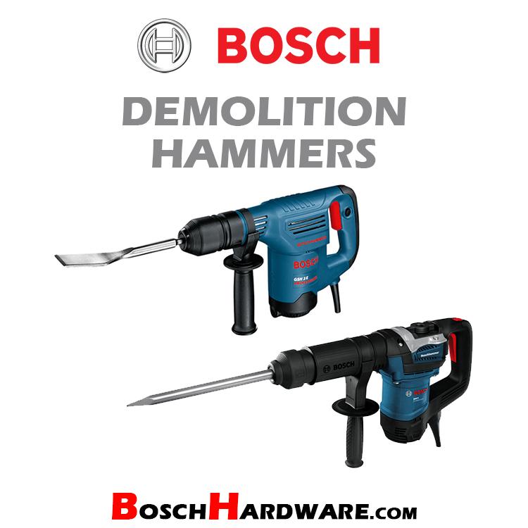 Bosch Demolition Hammers