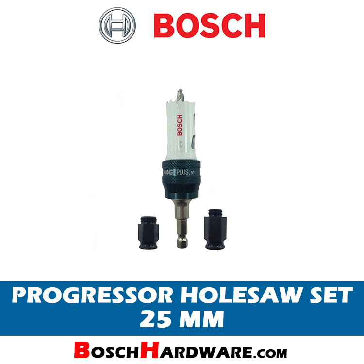 Bosch 25mm Progressor Set 2608594297 BH