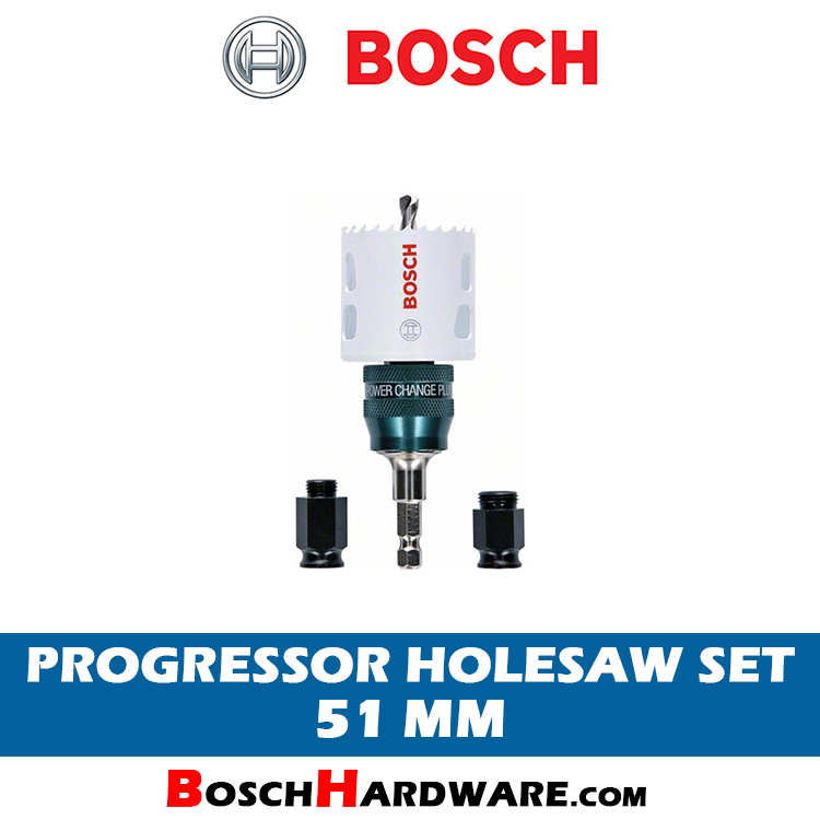 Bosch 51mm Progressor Set 2608594299 BH