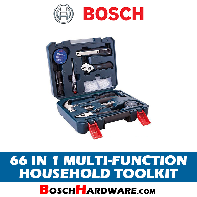 Bosch 66 in 1 Multi-function Household Toolkit 2607002794