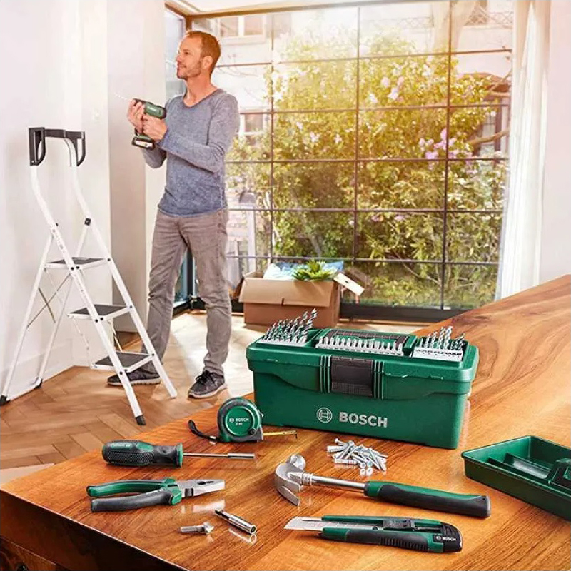 Bosch 73 pcs Starter Box Set -2