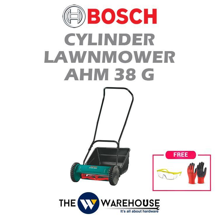 Bosch Cylinder Lawnmower AHM38G