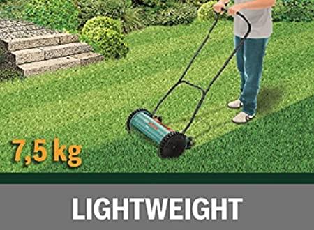 Bosch AHM38G Manual Garden Lawn Mower-1