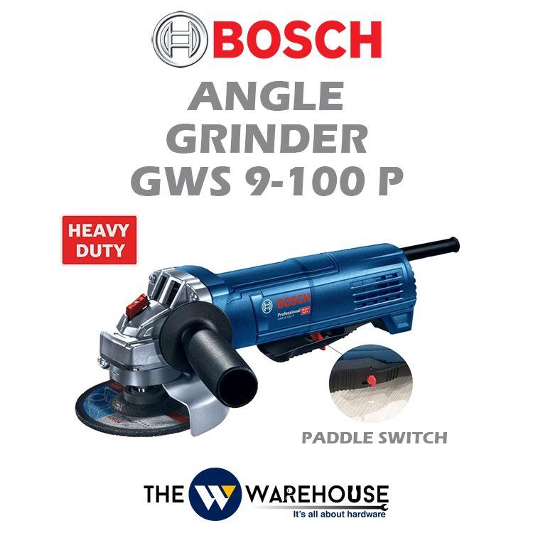 Bosch Angle Grinder GWS 9-100 P