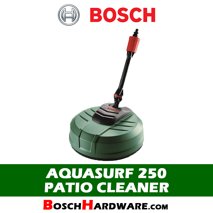 bosch AquaSurf 250 Patio Cleaner bh