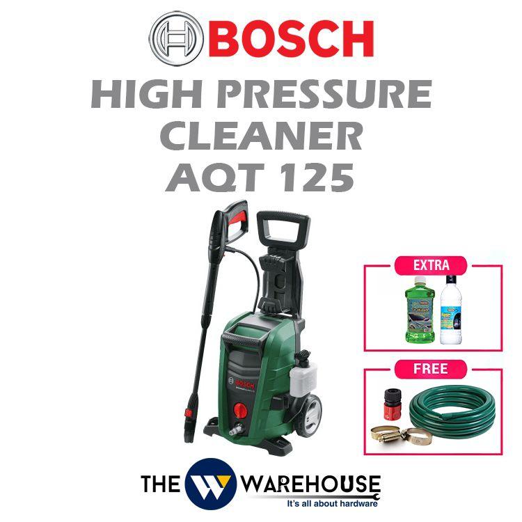 Bosch High Pressure Cleaner AQUATAK 125