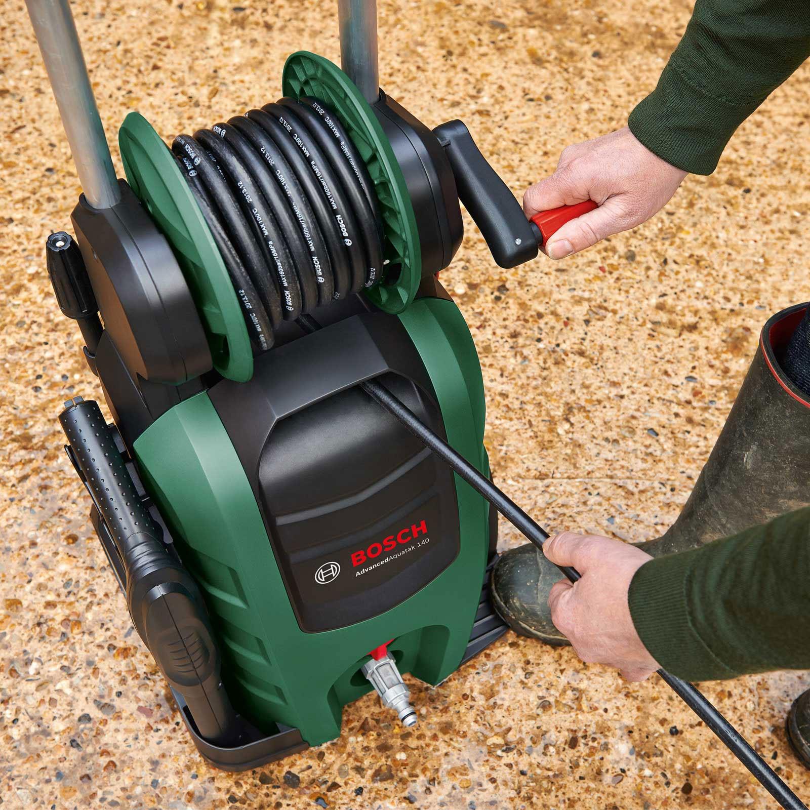 Bosch High Pressure Cleaner AQUATAK 140
