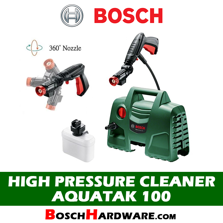 Bosch High Pressure Cleaner AQUATAK 100
