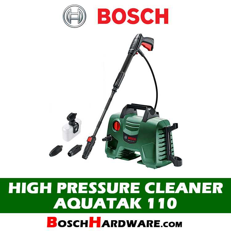 Bosch High Pressure Cleaner AQUATAK 110
