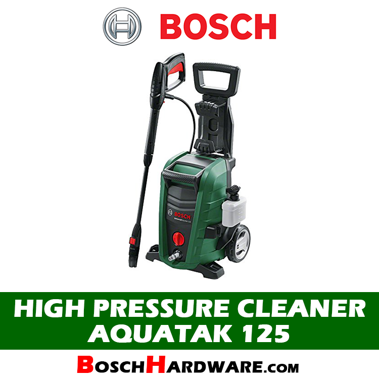 Bosch High Pressure Cleaner AQUATAK 125