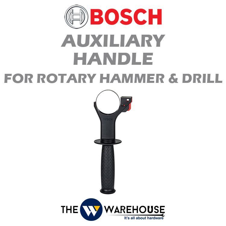 Bosch Auxiliary Handle 160202508X
