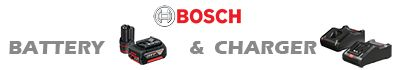 Bosch Battery & Charger