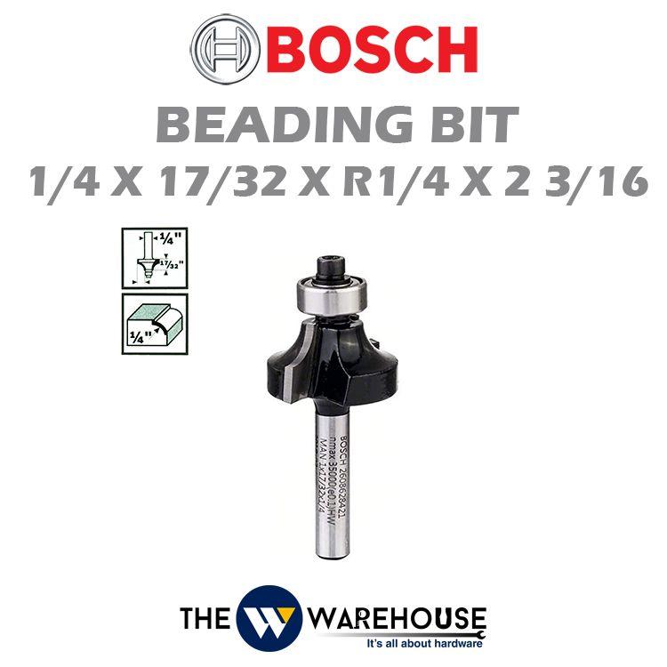 Bosch Beading Router Bit 2608628421