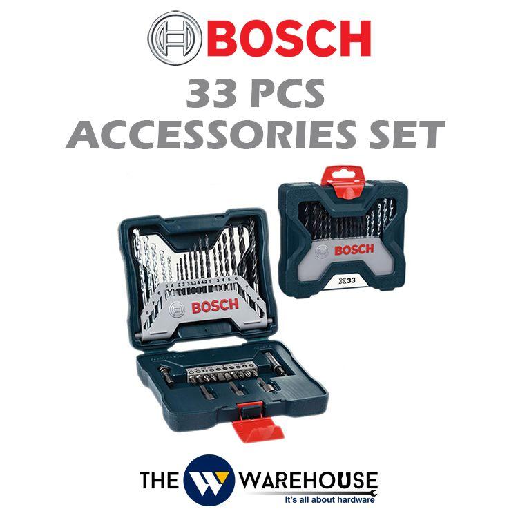 Bosch X Line 33pcs Accessories Set