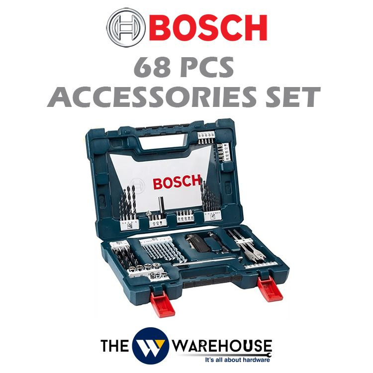 Bosch V Line 68pcs Accessories Set