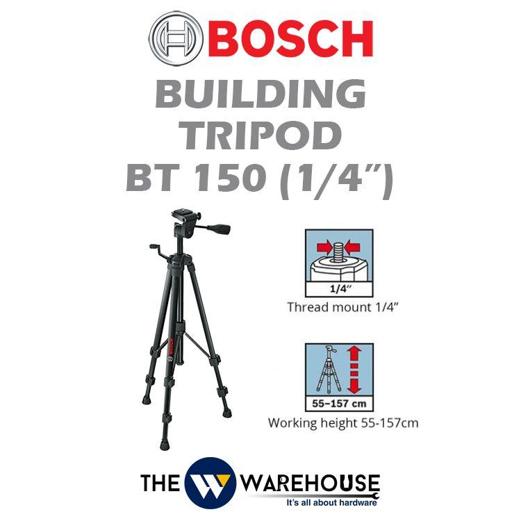 Bosch Building Tripod BT 150 (1/4