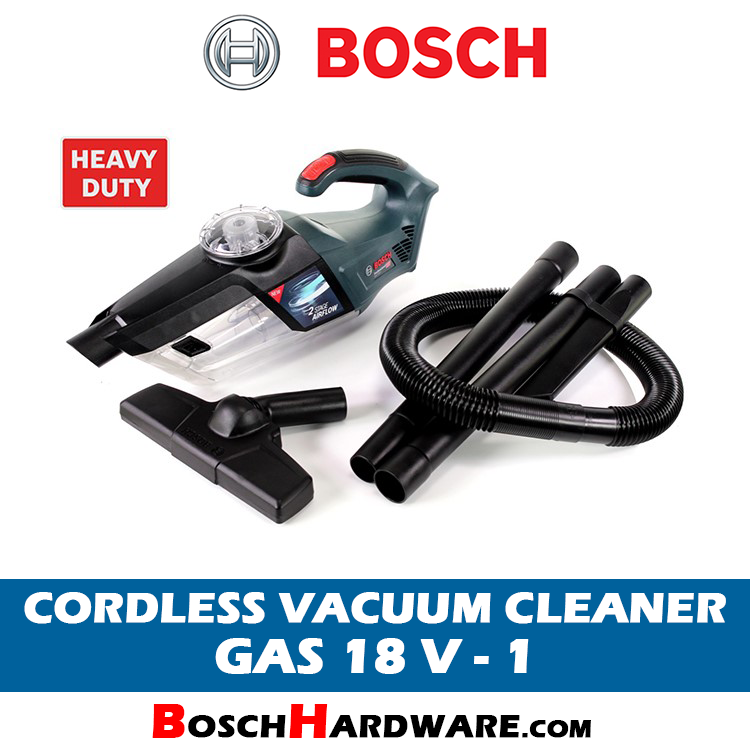 Bosch Cordless Vacuum Cleaner GAS 18V-1