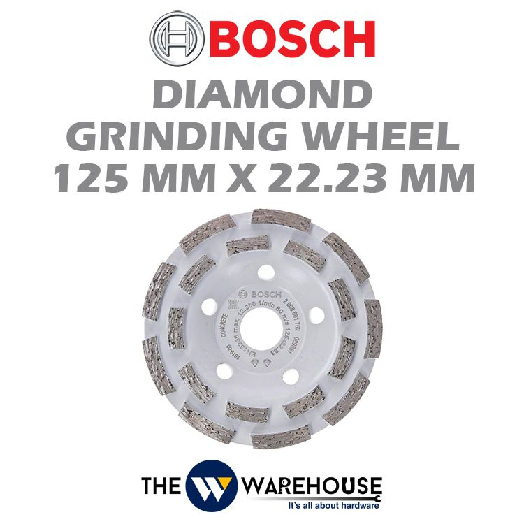 Bosch Diamond Grinding Wheel 2608601762