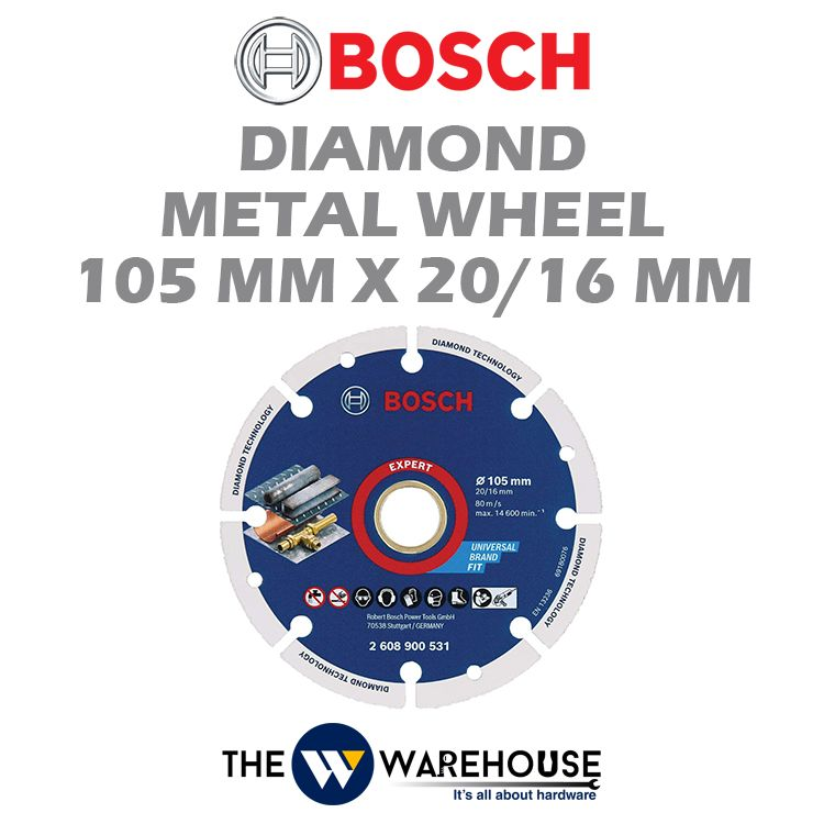 Bosch Diamond Wheel 2608900531