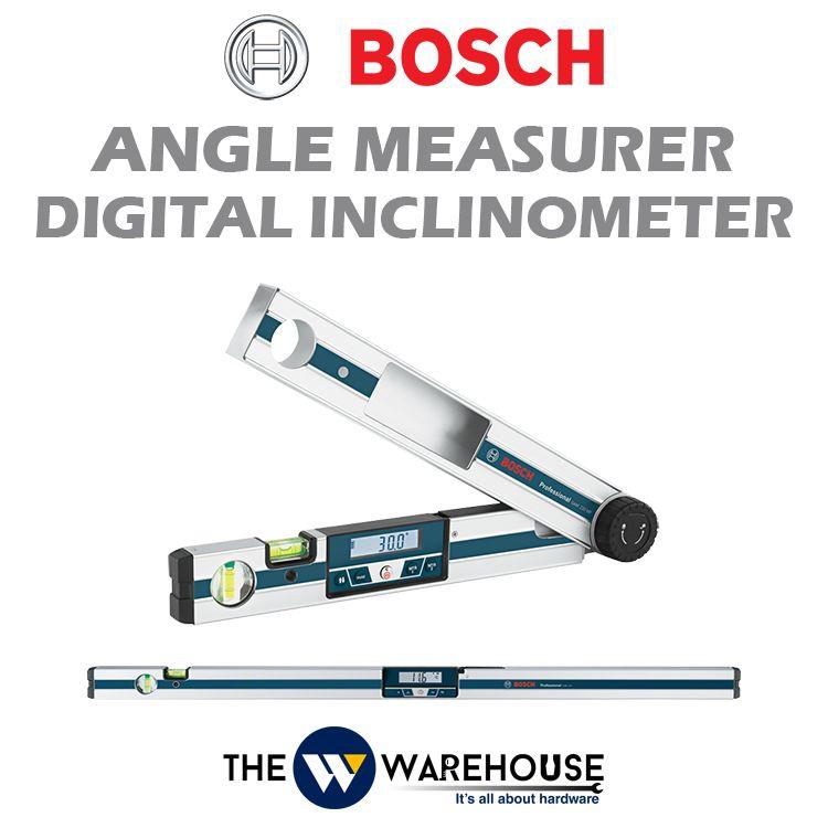 Bosch Digital Angle Measurer & Digital Inclinometer