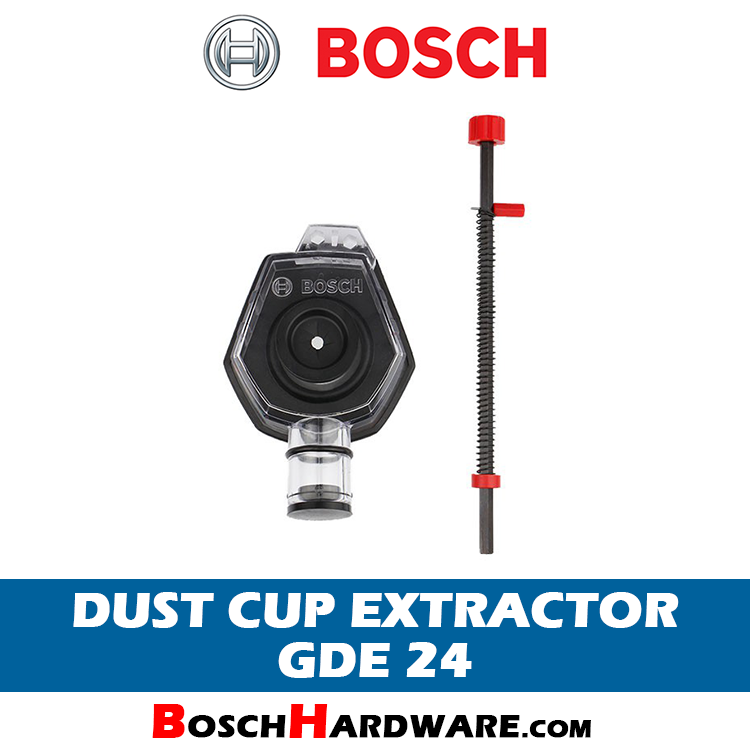 Bosch Dust Cup Extractor GDE 24 BH