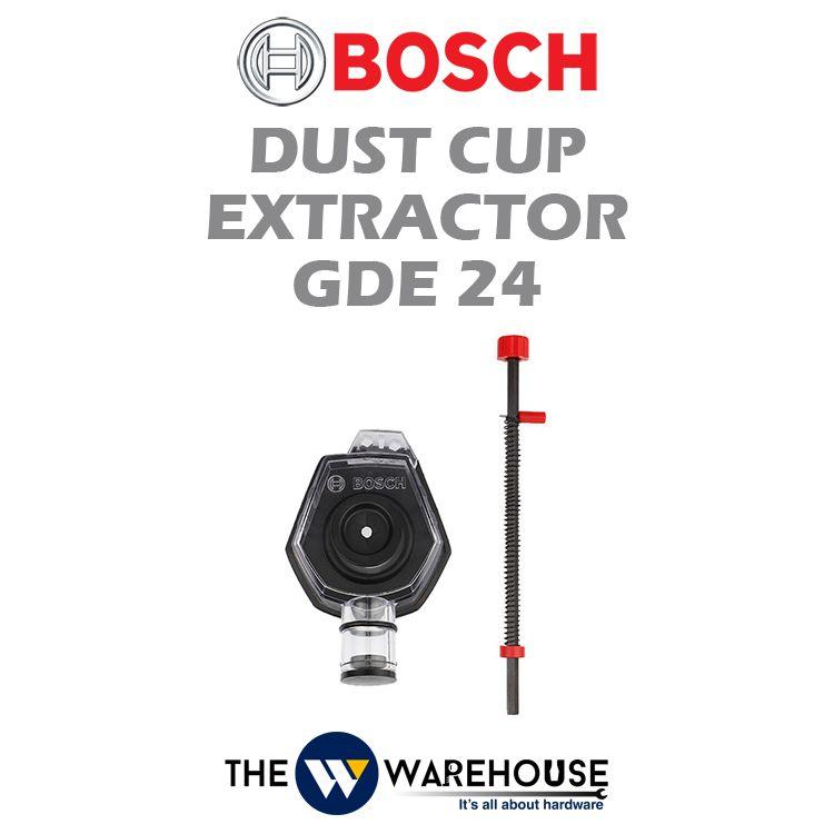 Bosch Dust Cup Extractor GDE 24