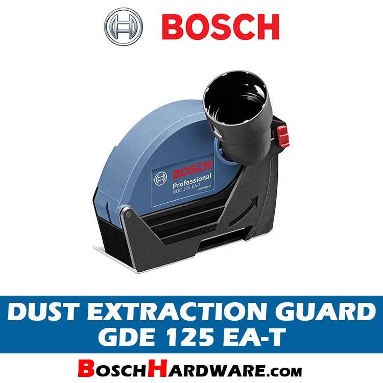 Bosch Dust Extraction Guard GDE125EA-T bh