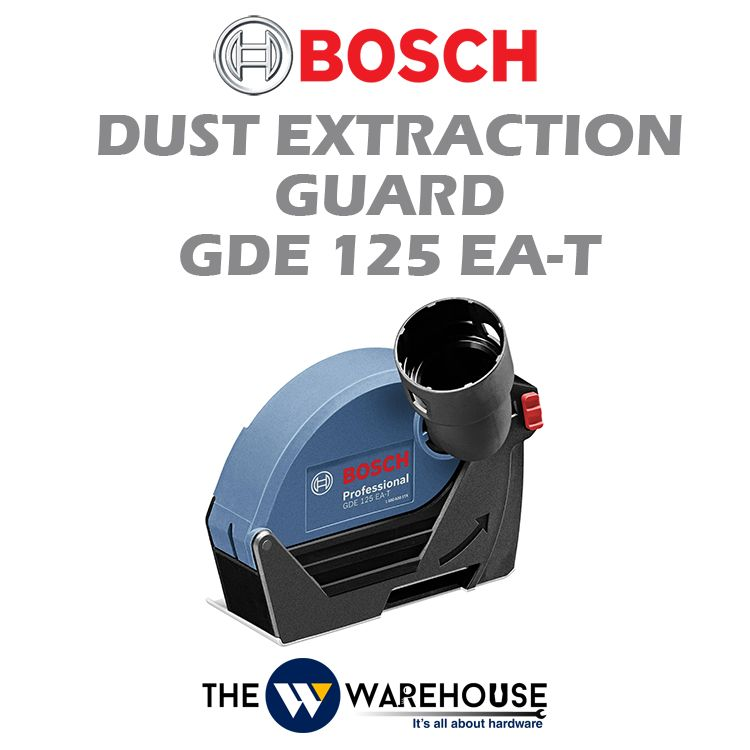 Bosch Dust Extraction Guard GDE125EA-T