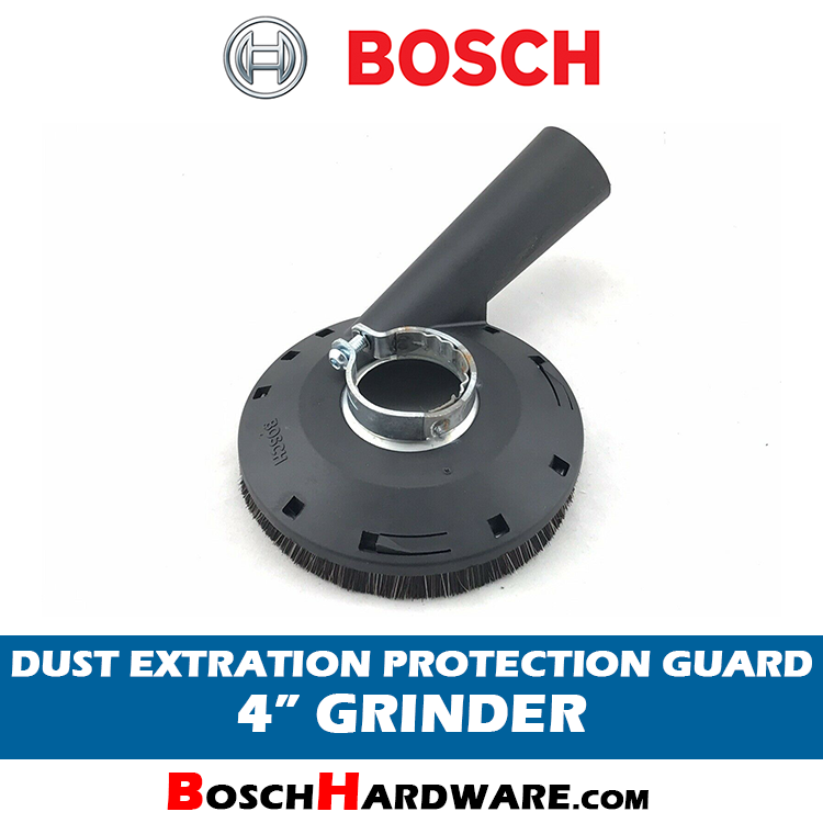 Bosch Dust Extraction Protection Guard for 4
