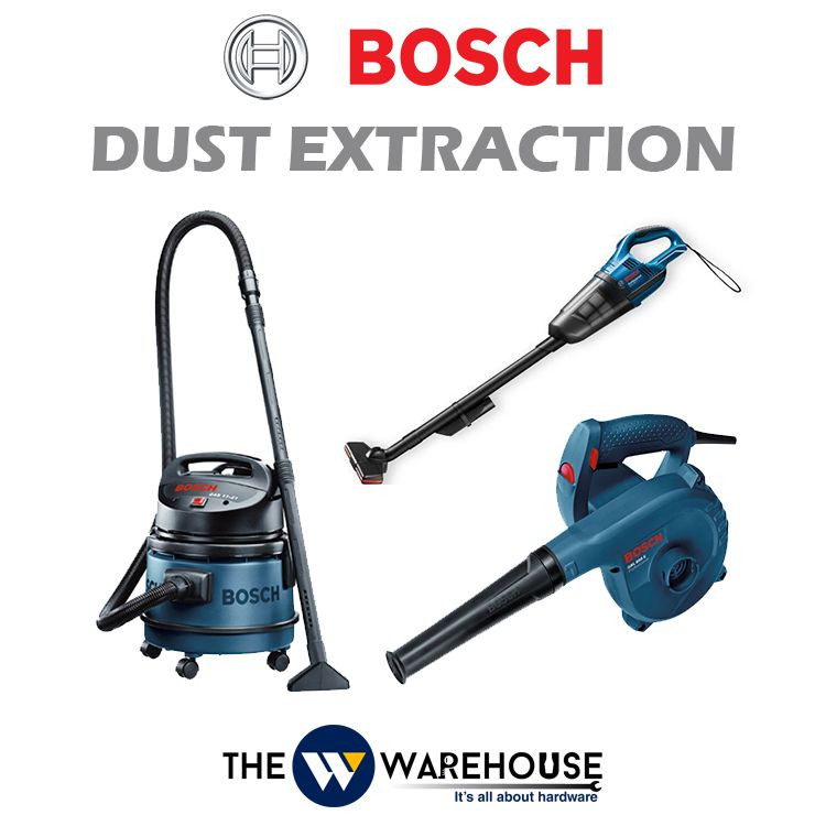 Bosch Dust Extraction