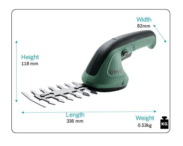 Bosch Easy Shear-5