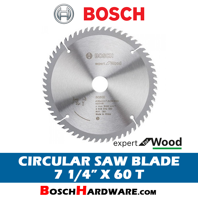 Bosch Expert for wood Circular Saw Blade 2608642985 bh