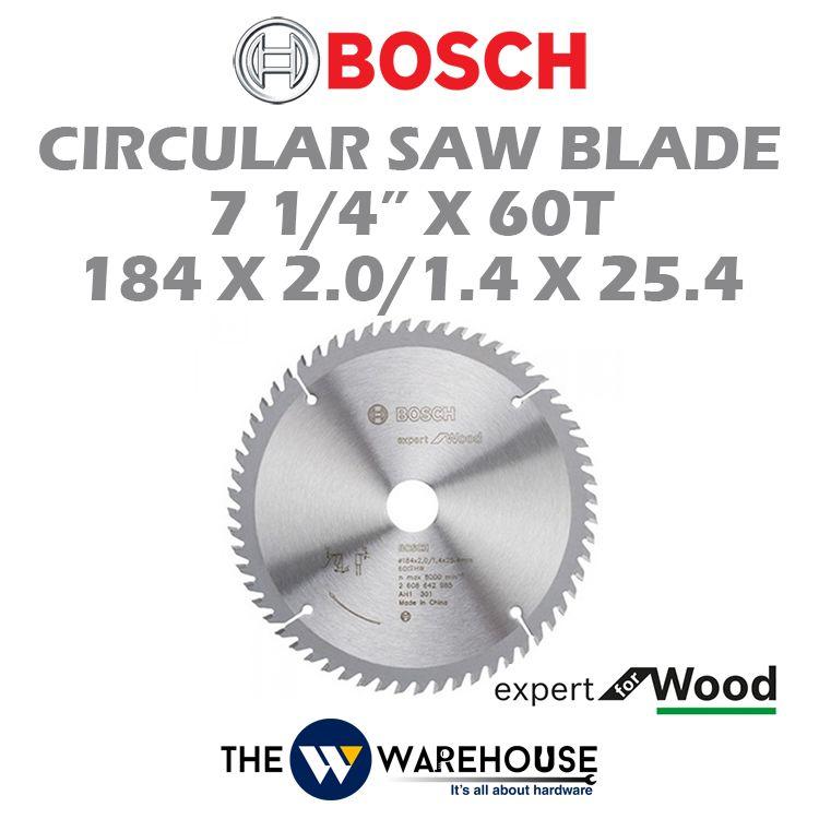 Bosch Expert for wood Circular Saw Blade 2608642985