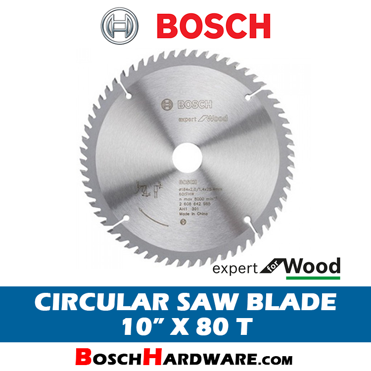 Bosch Expert for wood Circular Saw Blade 2608643009 bh