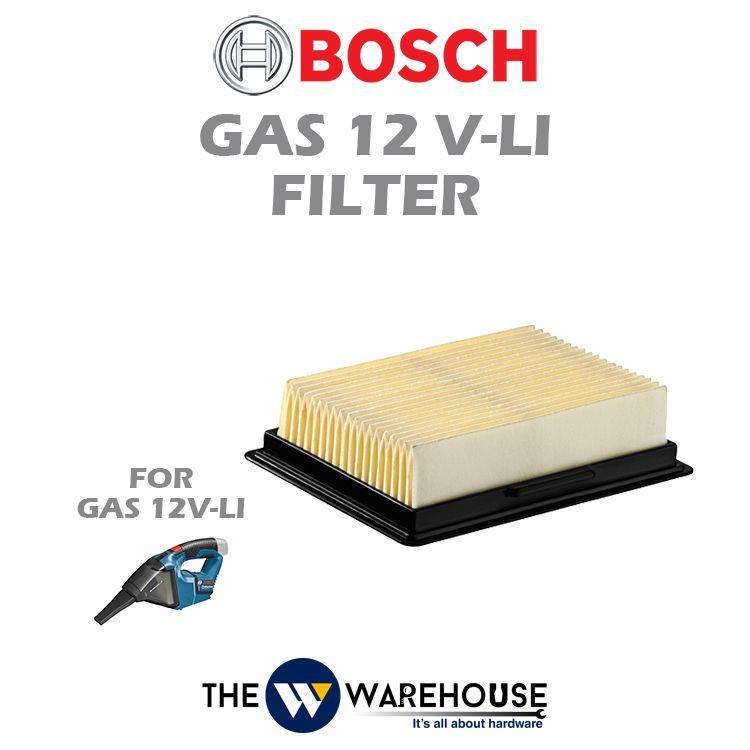 Bosch Filter for GAS12V-Li 1600A002PS