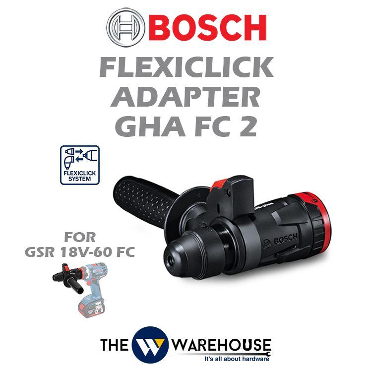 Bosch FlexiClick Adapter GHA FC 2