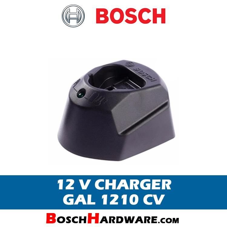 BOSCH 12V CHARGER GAL1210CV BH