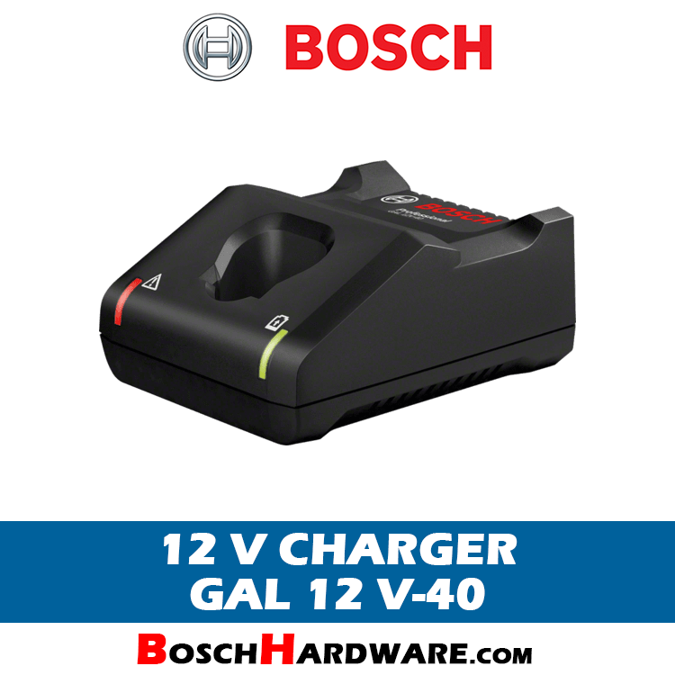 Bosch Battery Charger GAL 12 V-40