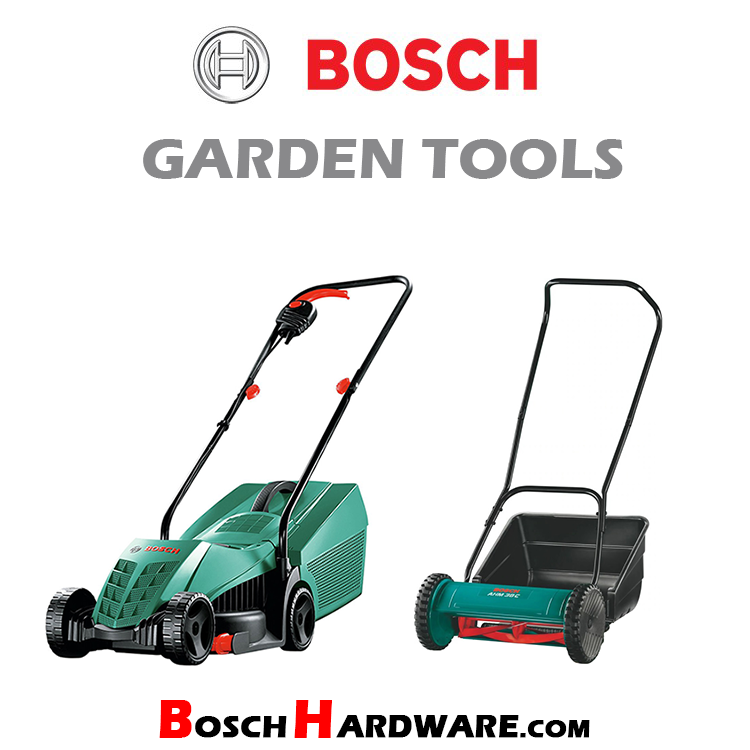 Bosch Garden Tools