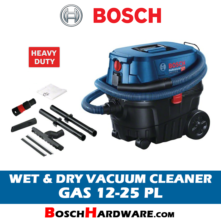 Bosch Vacuum Cleaner GAS 12-25 PL