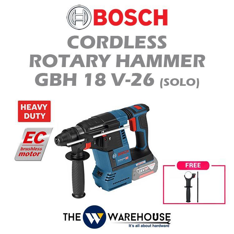 Bosch GBH18V-26 - standard