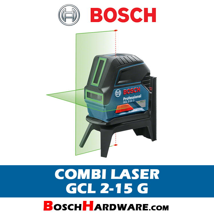 Bosch Green Line Laser GCL 2-15 G