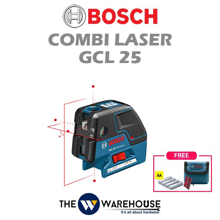 Bosch Combi Laser GCL 25
