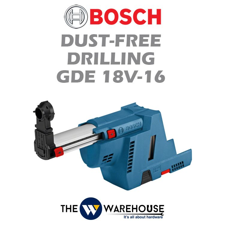 Bosch Dust Collection Attachment GDE 18V-16
