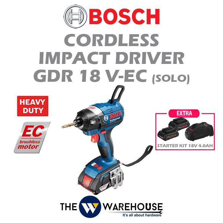 Bosch GDR18V-EC - combo 2