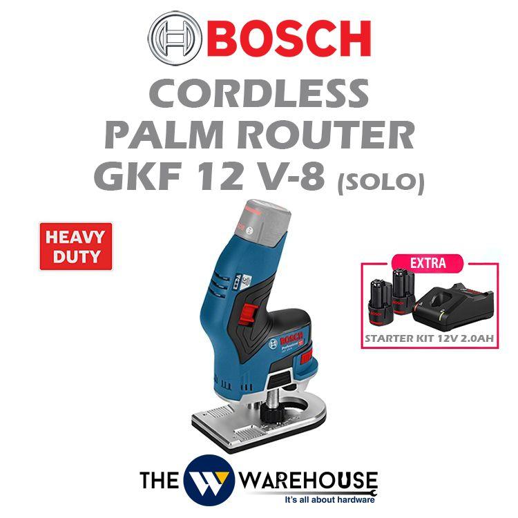 Bosch GKF 12V-8 - combo 1