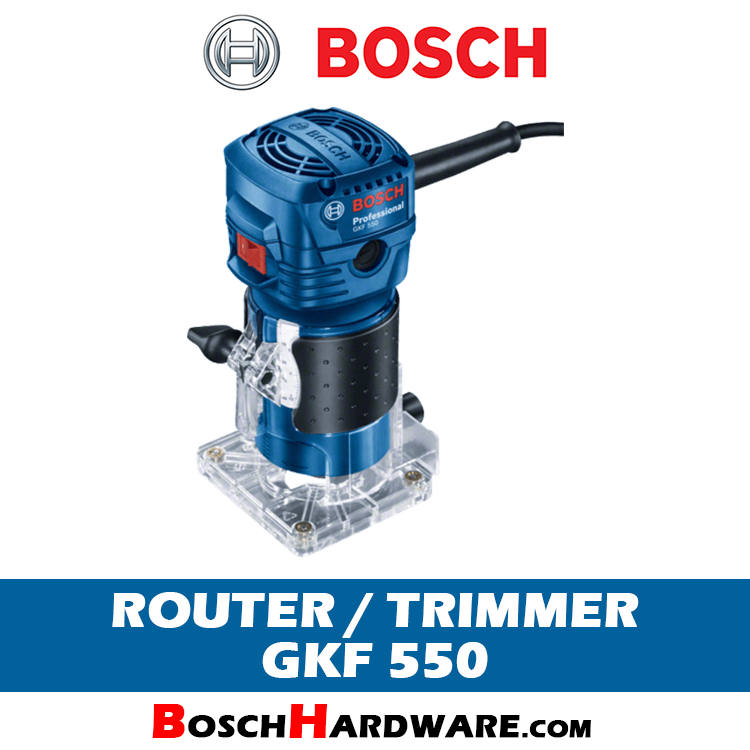 Bosch Palm Router GKF 550