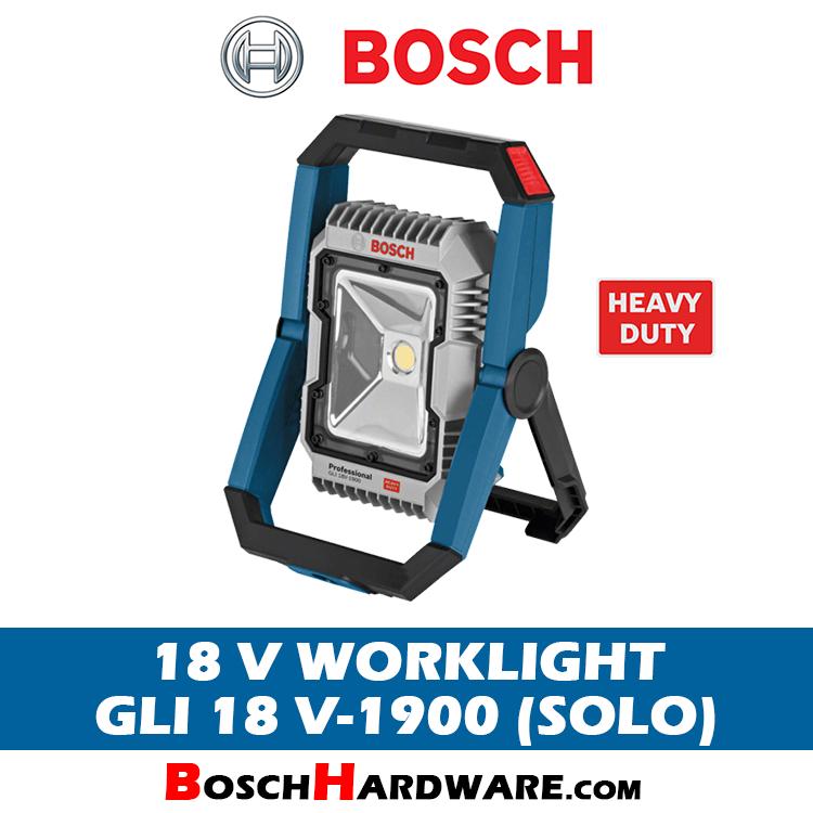 Bosch 18V Cordless Worklight GLI 18 V-1900